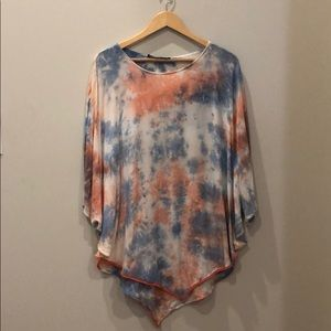 Gypsy 05 Tie Dye Cover Up